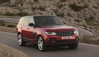 Land Rover Range Rover SVAutobiography|ランドローバー レンジローバー SVオートバイオグラフィ