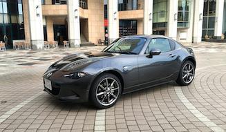 Mazda Roadster RF|マツダ ロードスター RF