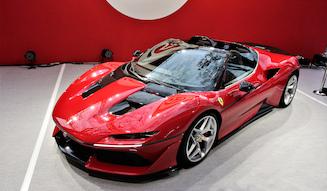 Ferrari J50|フェラーリ J50