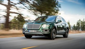 Bentley Bentayga |ベントレー ベンテイガ