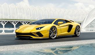 Lamborghini Aventador S|ランボルギーニ アヴェンタドールS