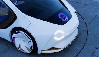 Toyota Consept-愛i|トヨタ コンセプト アイ