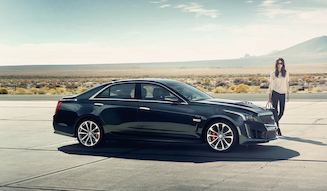 Cadillac CTS-V|キャデラックCTS-V