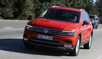 Volkswagen Tiguan 2.0TSI 4Mition|フォルクスワーゲン ティグアン 2.0TSI 4モーション