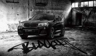 BMW X3 BLACKOUT ビー・エム・ダブリュー X3 ブラックアウト