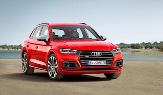 Audi SQ5 TFSI|アウディ SQ5 TFSI