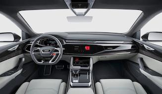 Audi Q8 Concept|アウディQ8 コンセプト