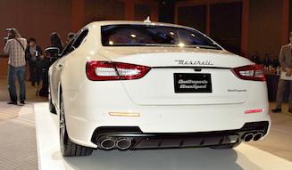 Maserati Quattroporte マセラティ クアトロポルテ