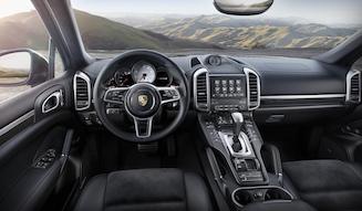 Porsche Cayenne S Platinum Edition ポルシェ カイエンS プラチナ エディション
