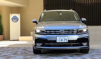 Volkswagen Tiguan|フォルクスワーゲン ティグアン