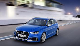 Audi RS3 Sportback|アウディ RS3スポーツバック