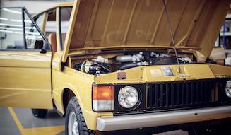 Land Rover Classic Range Rover|ランドローバー クラシック レンジローバー