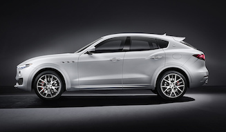 Maserati Levante Diesel|マセラティ レヴァンテ ディーゼル