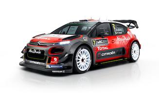 Citroen C3 WRC|シトロエン C3 WRC