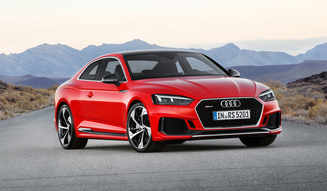 Audi RS 5 Coupe|アウディ RS 5クーペ