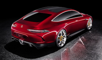 Mercedes-AMG GT Concept メルセデスAMG GT コンセプト