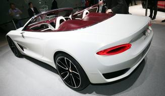 Bentley EXP 12 Speed 6e|ベントレー EXP 12スピード 6e