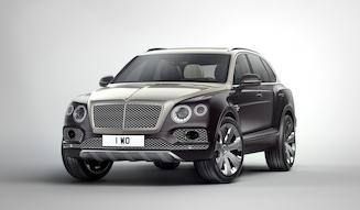 Bentley Bentayga Mulliner|ベントレー ベンテイガ マリナー