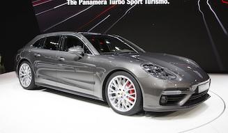 Porsche Panamera Suportturismo|ポルシェ パナメーラ スポーツツーリスモ