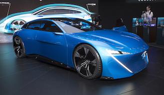 Peugeot Instinct|プジョー インスティンクト