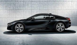 BMW i8 Protonic Frozen Black|BMW i8プロトニック フローズン ブラック