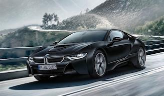 BMW i8 Protonic Frozen Black Edition|ビー・エム・ダブリュー i8 プロトニック・フローズン・ブラック・エディション