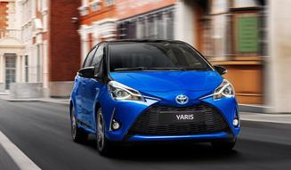 Toyota Yaris Hybrid|トヨタ ヤリス(ヴィッツ) ハイブリッド