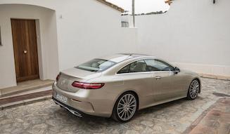 Mercedes-Benz E Class Coupe|メルセデス・ベンツ Eクラス クーペ