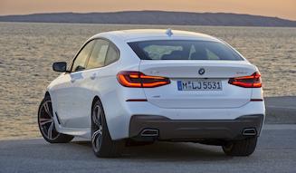 BMW 6 Series Gran Turismo|BMW 6シリーズ・グランツーリスモ