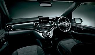 Mercedes-Benz V 220 d Sports|メルセデス・ベンツ V 220 d スポーツ