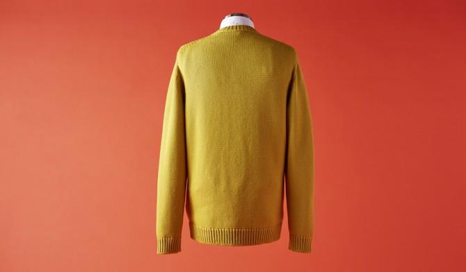 vol.3 クルーネックの柄セーター FENDI|フェンディ