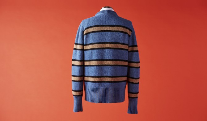 vol.3 クルーネックの柄セーター MARNI|マルニ