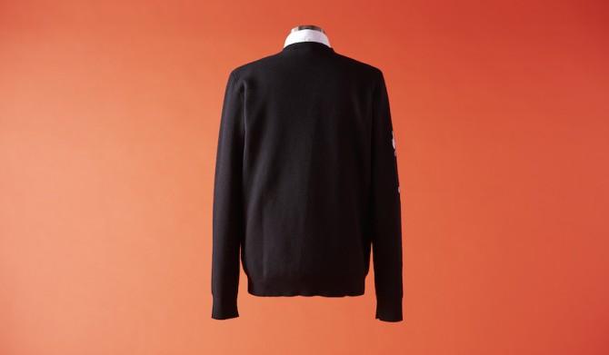 vol.3 クルーネックの柄セーター DIOR HOMME|ディオール オム