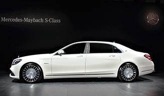 Mercedes-Maybach S Class|メルセデス・マイバッハ S クラス