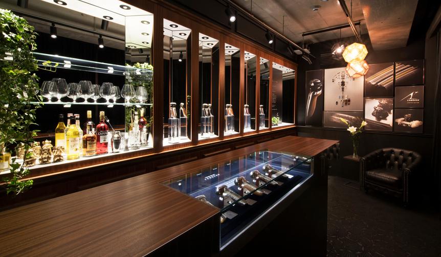 Panasonic Lamdash Lounge|パナソニック ラムダッシュ ラウンジ