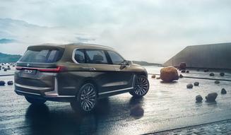 BMW Concept X7 iPerformance|ビー・エム・ダブリュー コンセプト X7 iパフォーマンス