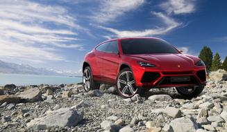 Lamborghini Urus Concept(2012)|ランボルギーニ ウルス コンセプト(2012年)