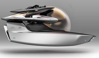Aston Martin Project Neptune アストンマーティン プロジェクト ネプチューン