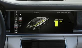 Porsche Panamera Turbo S E-Hybrid Sport Turismo|ポルシェ パナメーラ ターボ S E-ハイブリッド スポーツツーリスモ