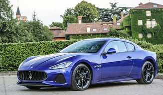 Maserati GranTurismo Sport|マセラティ グラントゥーリズモ スポーツ