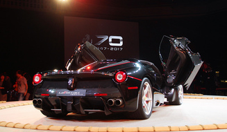 Ferrari La Ferrari Aperta|フェラーリ ラ・フェラーリ アペルタ