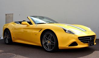 "Ferrari 70th tailor made model #70 ""A is for Aperta""(Ferrari California T) フェラーリ 70周年記念テーラーメード #70 A イズ フォー アペルタ(フェラーリ カリフォルニアT)"