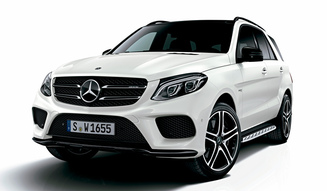 Mercedes-AMG GLE 43 4MATIC|メルセデスAMG GLE 43 4マティック