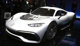 Mercedes-AMG project One|メルセデスAMG プロジェクト ワン