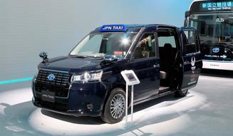 Toyota JPN Taxi|トヨタ ジャパン タクシー
