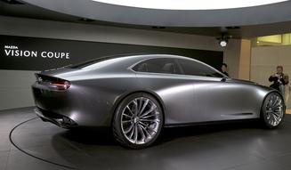 Mazda Vision Coupe|マツダ ビジョン クーペ