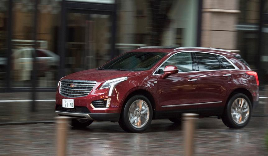 「M.A.R.S」デザイナー、米山庸二氏が「XT5 クロスオーバー」の魅力を語る|Cadillac 003