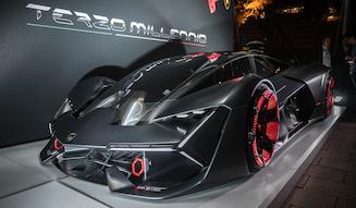 Lamborghini Terzo Millennio|ランボルギーニ テルツォ ミッレニオ 009