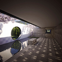Entry-to-Spa-and-Ming-Courtyard-Suites_Office_12578