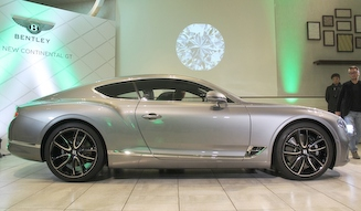 Bentley Continental GT|ベントレー コンチネンタルGT 007